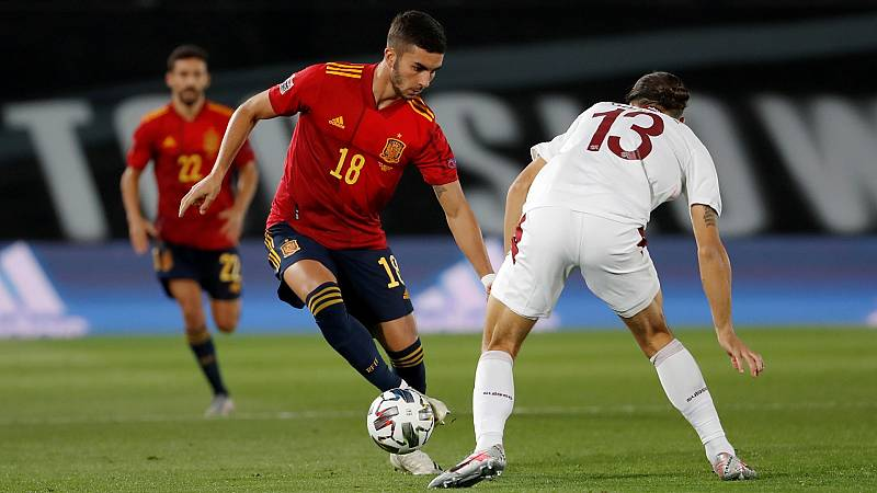 Fútbol - UEFA Nation League: España - Suiza - ver ahora