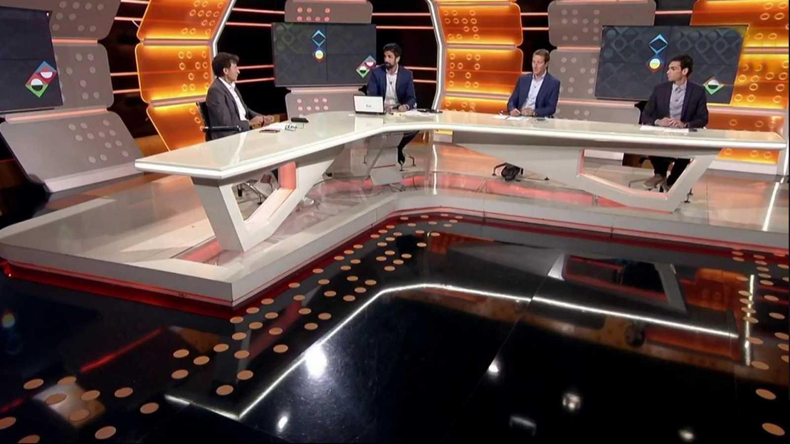 "Fútbol - UEFA Nations League 2020. Programa ""Estudio Estadio Selección"": Postpartido España - Suiza - ver ahora"