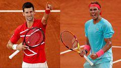 Rafa Nadal aspira a ganar su 13ª final de Roland Garros