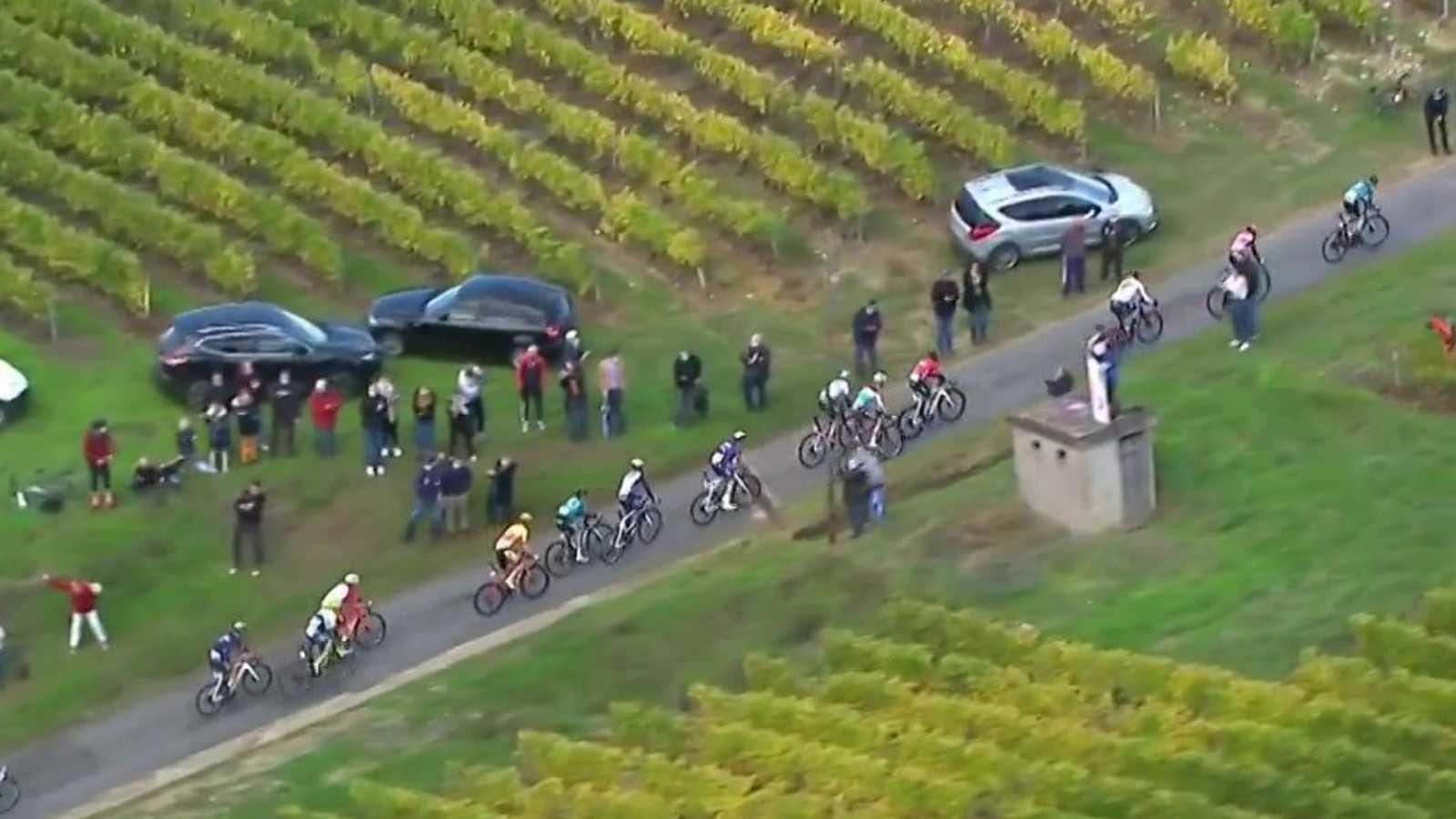 Ciclismo - París-Tours desde Francia - ver ahora