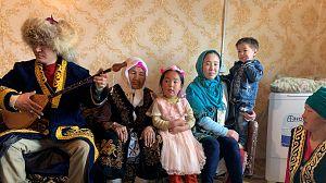 Las huellas de Gengis Khan: Concierto familiar en Mongolia