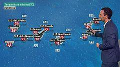 El tiempo en Canarias - 11/10/2020