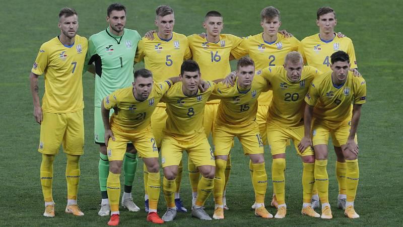 Así es Ucrania, el rival de España