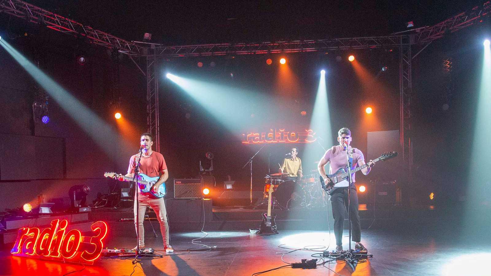 Los conciertos de Radio 3 - Venturi - ver ahora