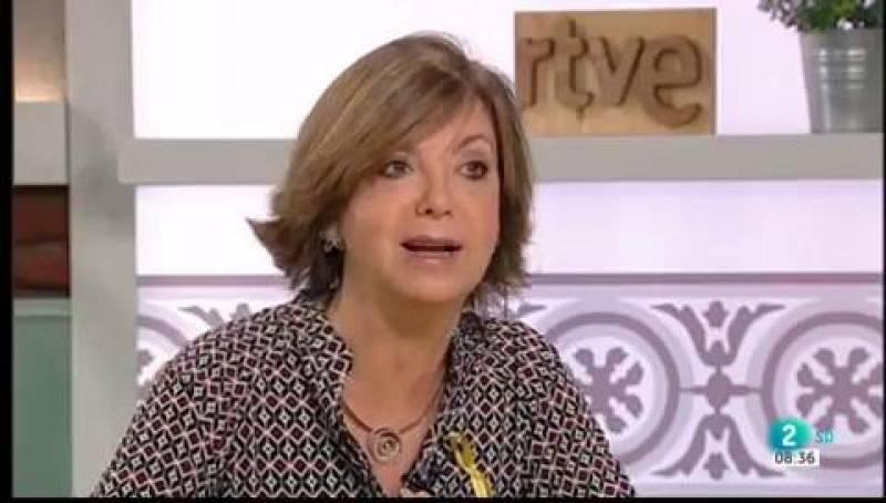Cafè d'Idees - Entrevista a Meritxell Borràs, exconsellera de Governació
