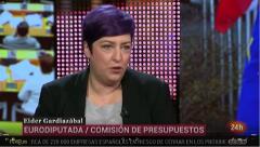 Entrevista a Eider Gardiazábal, miembro de la Comisión de Presupuestos del Parlamento Europeo