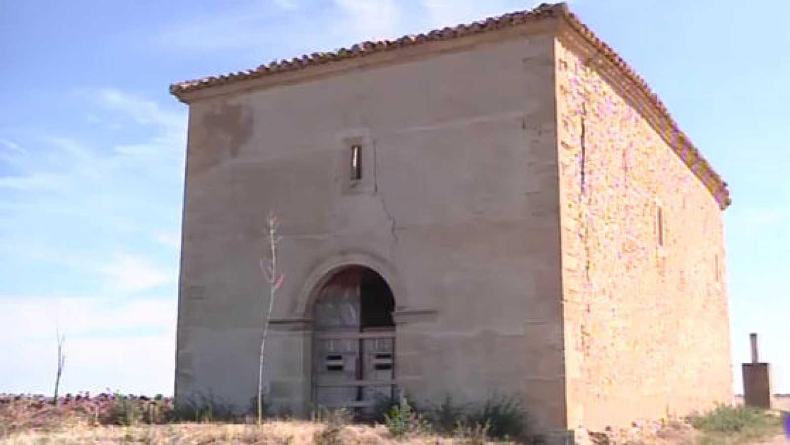 La ermita de La Soledad de Campillo de Dueñas entra en la Lista Roja del Patrimonio de Hispania Nostra