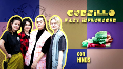 Banana Split - Cursillo 'fast influencer' con Hinds