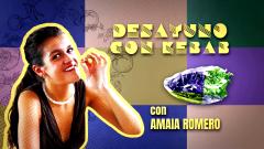 Banana Split - Desayunando un kebab con Amaia Romero