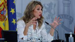 """Yolanda Díaz: """"Todas las empresas tendrán que tener planes de igualdad"""""""