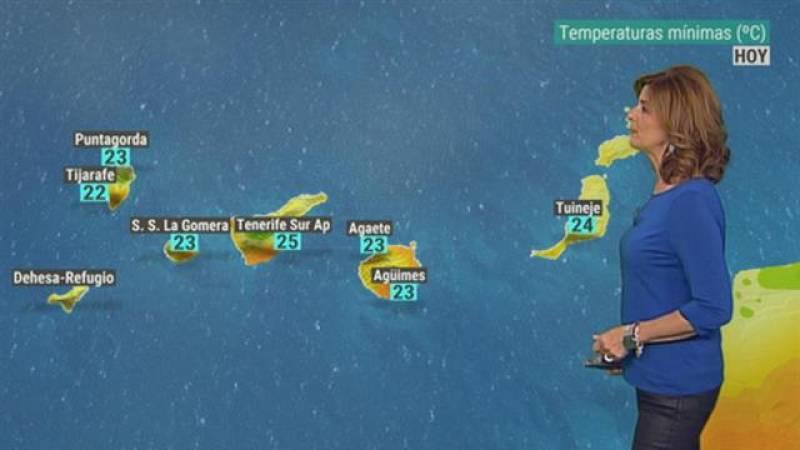 El tiempo en Canarias - 13/102020