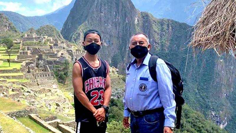 Perú reabre Machu Picchu para un turista japonés