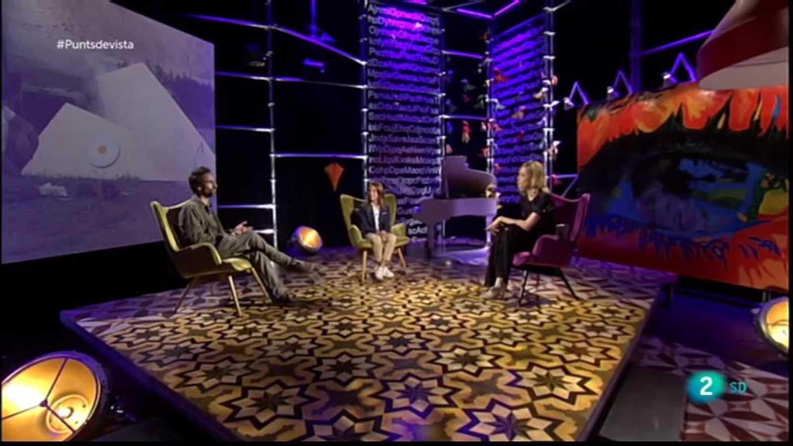 Entrevista Iván Andrade i Ot Mariën a Punts de Vista