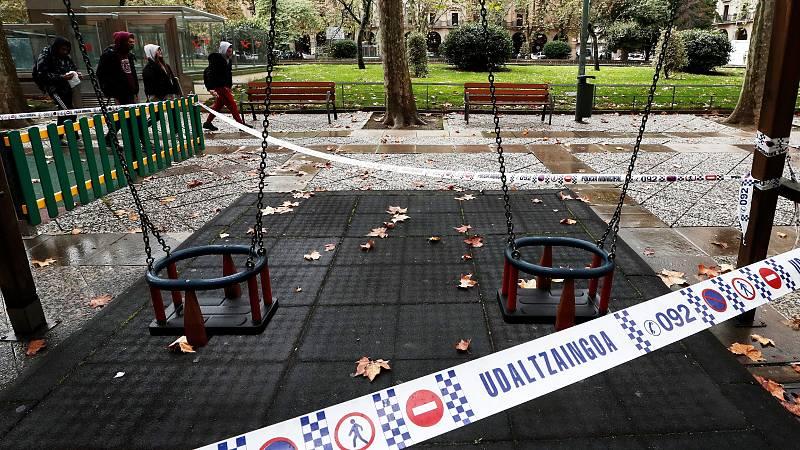 Navarra y Madrid continúan liderando la incidencia acumulada de contagios a nivel nacional