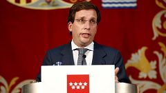 """Almeida pide al Gobierno el fin del estado de alarma porque Madrid """"ha reducido los contagios"""""""