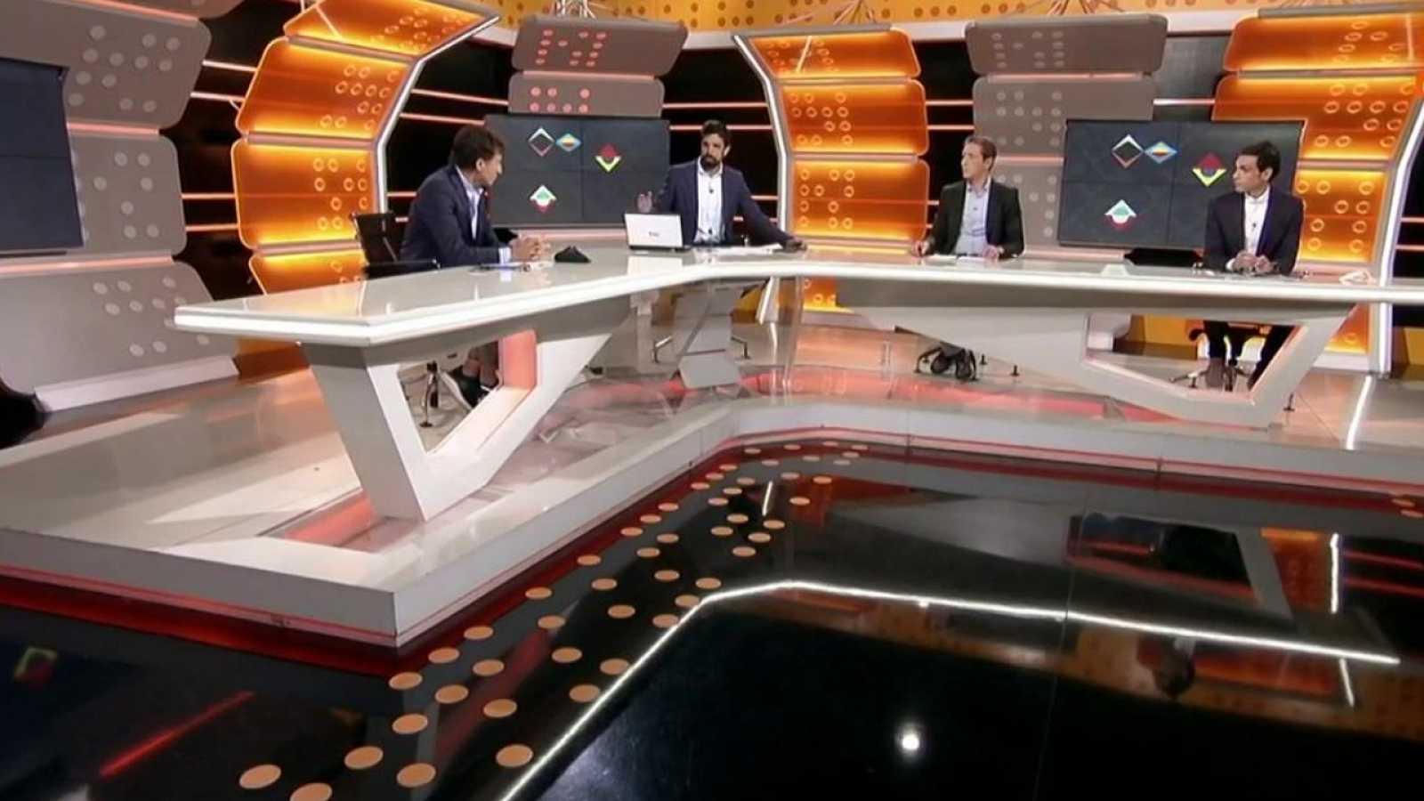 Fútbol - UEFA National League 2020 - Previo partido Ucrania-España - ver ahora