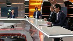 Fútbol - UEFA National League 2020 - Estudio Estadio Selección - Postpartido Ucrania - España