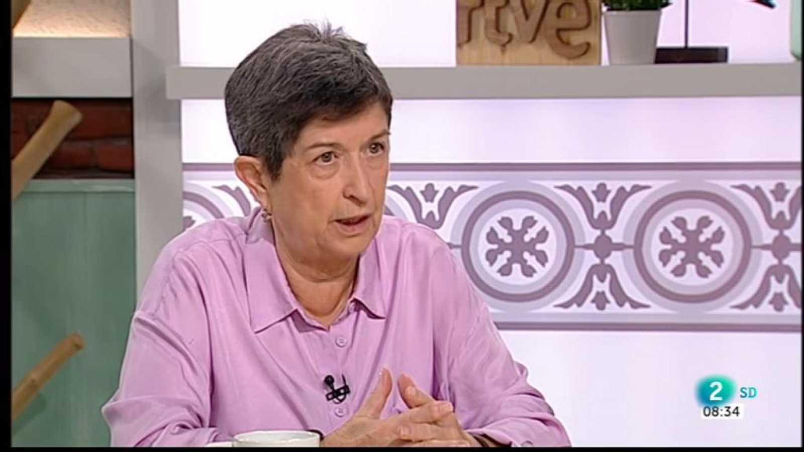 Cafè d'Idees - Entrevista a Teresa Cunillera