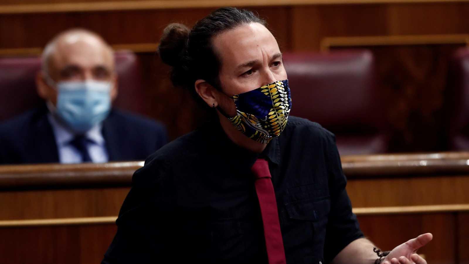 """El PP reprocha a Iglesias que con la reforma del CGPJ pretende """"elegir al juez que le juzgue"""" en el caso Dina"""