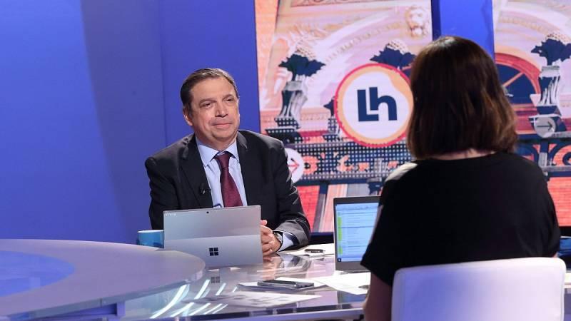 Entrevista íntegra a Luis Planas en 'La hora de la 1'