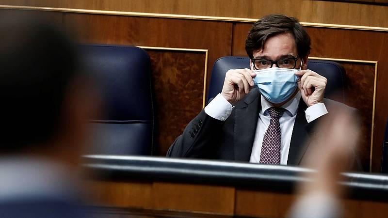 """Echániz (PP) pide a Illa su dimisión: """"Quiere volver a Cataluña liderando la madrileñofobia, usted no es un ministro de Sanidad"""""""