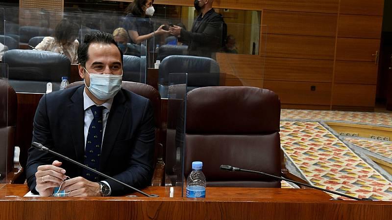 Aguado dice que Illa se comprometió a no prorrogar el estado de alarma en Madrid