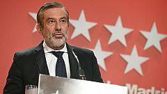 """Enrique López: """"Uno de los pactos entre PP y Cs era eliminar la potestad de la Asamblea para elegir a los jueces"""""""