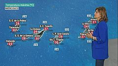 El tiempo en Canarias - 14/10/2020