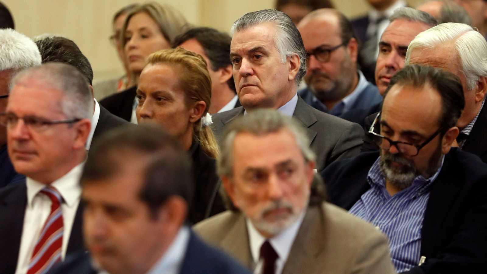 El Supremo mantiene la condena al PP por beneficiarse de la trama Gürtel