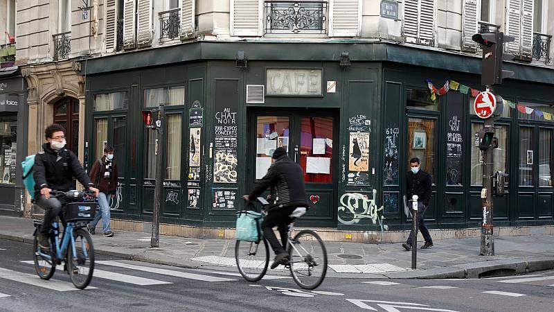 Francia estudia decretar el toque de queda por el coronavirus