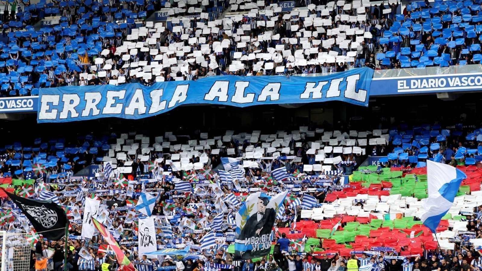 La Real quiere jugar ante 1.000 personas en el partido contra el Nápoles