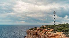 Chubascos dispersos en zonas de Cataluña, Ibiza, entorno de la Comunidad Valenciana y Murcia