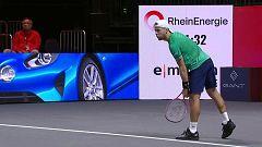 Tenis - ATP 250 Torneo Colonia. 1º partido: O. Otte - R. Albot