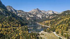 Descenso térmico en Baleares, Pirineos y litoral oriental de Andalucía