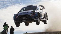 WRC - Rally Italia. Resumen