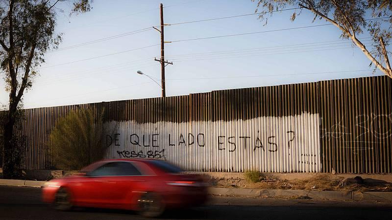 En portada - Vidas de frontera - ver ahora
