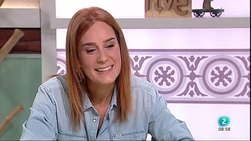 Cafè d'Idees - Entrevista a Jéssica Albiach