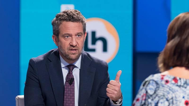 """Olano defiende que el PP no ha sido condenado por corrupción: """"La moción era injusta e injustificada"""""""