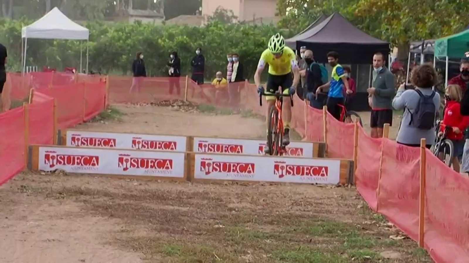 """Ciclocross - Copa de España """"Trofeo Ciclocross Ciudad de Sueca"""" - ver ahora"""