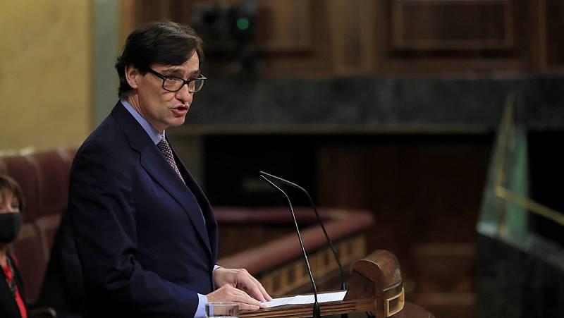 """Illa replica al PP en el Congreso que """"habla como Vox, piensa como Vox y se explica como Vox"""""""