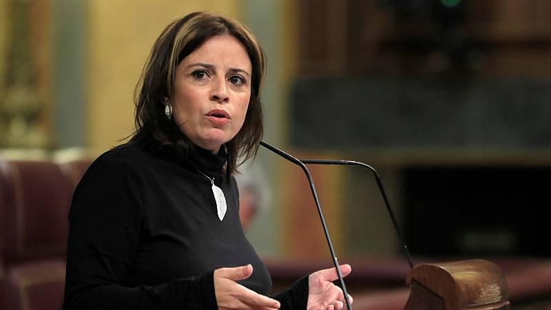 """Lastra a Casado: """"Es el presidente más extremista en la historia del PP"""""""