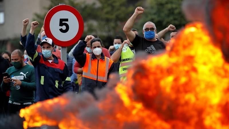 """Reyes Maroto asegura que es """"una responsbailidad"""" exigirle a Alcoa la devolución de las ayudas públicas recibidas"""