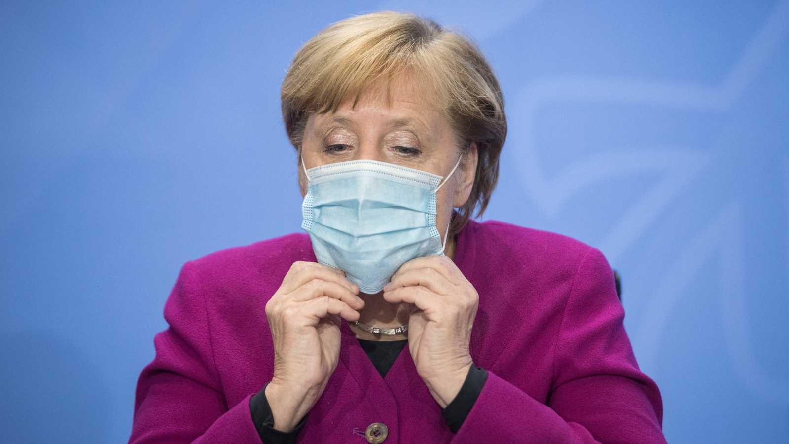 Alemania endurece las restricciones contra la COVID-19