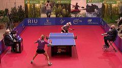 Tenis de mesa - Master internacional masculino y femenino. Finales