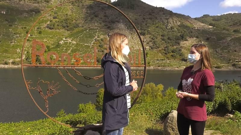 Aquí la Tierra - La uva de la Ribeira Sacra: la vid con mejores vistas