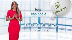 Lotería Nacional + La Primitiva + Bonoloto - 15/10/20