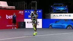 Tenis - ATP 250 Torneo Colonia. 3º partido: H. Laaksonen - F. Auger-Aliassime