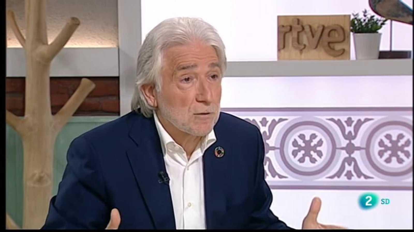 Cafè d'idees - Entrevista a Josep Sánchez Llibre