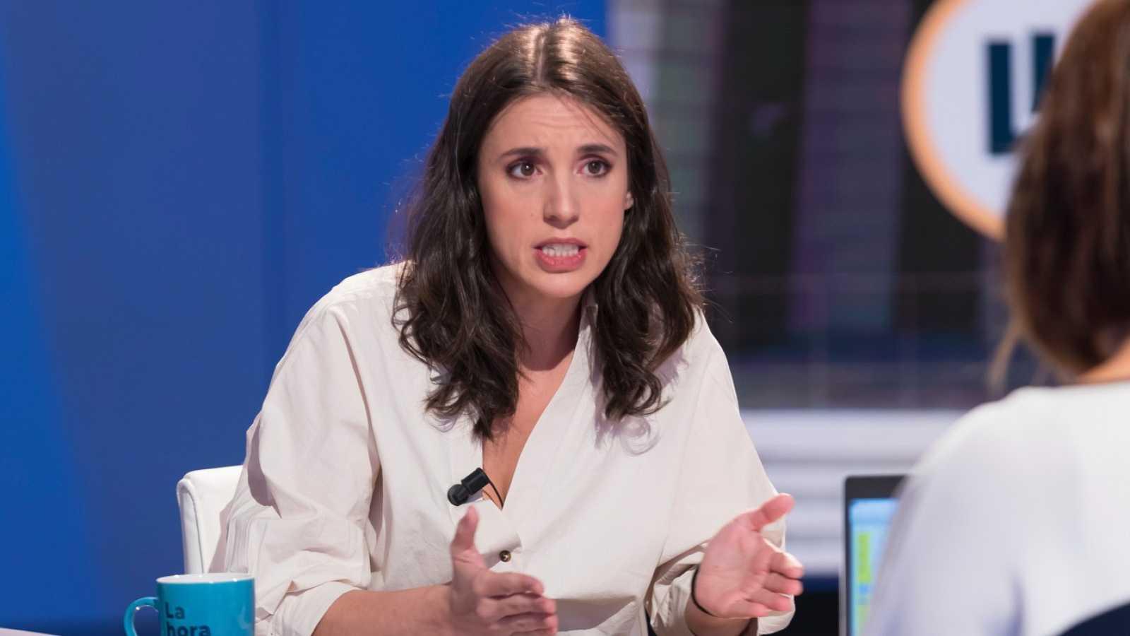"""Montero acusa al PP de """"bloquear"""" la renovación del CGPJ para """"controlar por detrás"""" el poder judicial"""