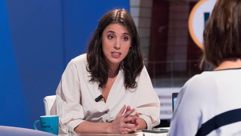 """Montero asegura que el Gobierno va a """"acabar con la impunidad"""" de los dueños de locales alquilados para proxenetismo"""